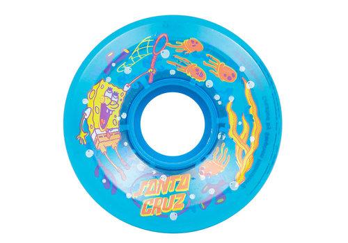 Santa Cruz Santa Cruz x Spongebob Jellyfish Wheels 78a 60mm