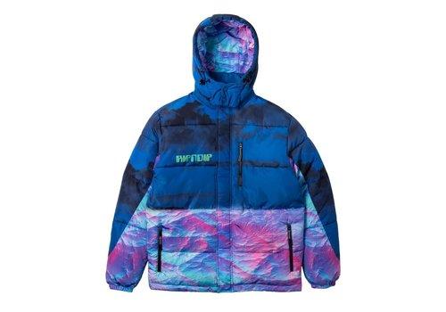Ripndip RipNDip Thermal Nermal Puffer Jacket Blue