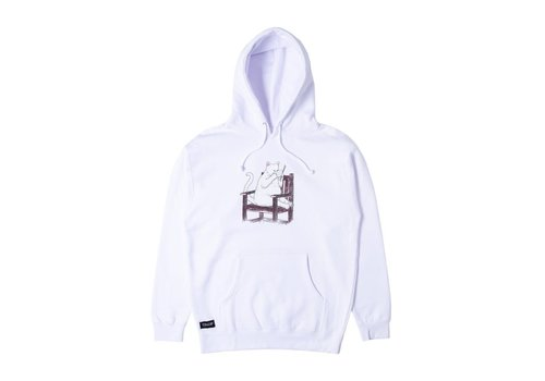 Ripndip RipNDip Take Out Hoodie White