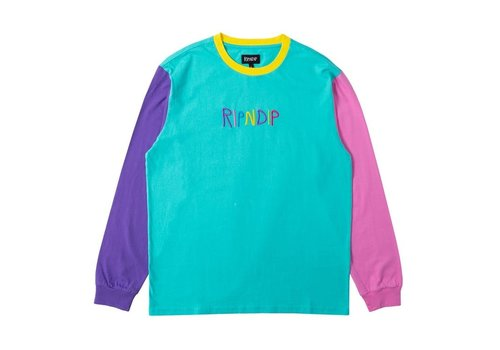 Ripndip Ripndip Embroidered Longsleeve Multi