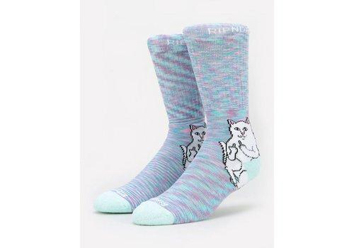 Ripndip Ripndip Lord Nermal Socks Mint Speckle