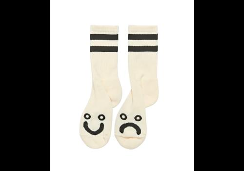 Polar Polar - Happy Sad Socks Ivory