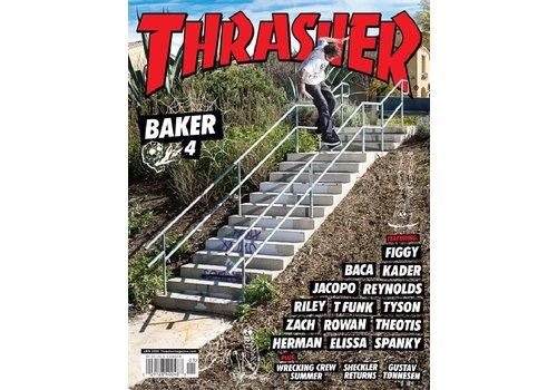 Thrasher Thrasher Magazine Januari 2020