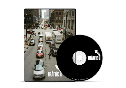 Traffic Traffic - Look Left DVD