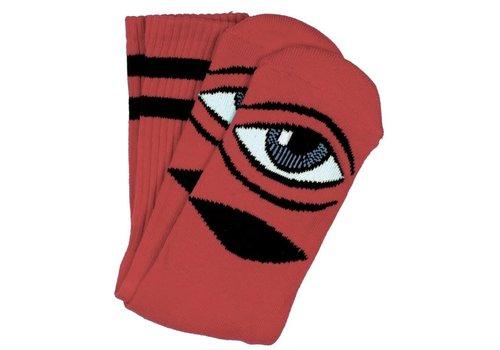 Toy Machine Sect Eye Socks Clay
