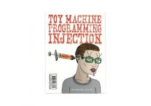 Toy  Machine Toy Machine - Program Injection DVD