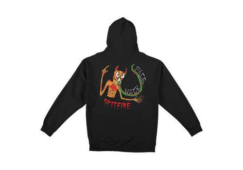 Spitfire Spitfire x Neckface Demon Hood Black