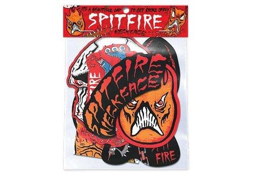 Spitfire Spitfire x Neckface Stickerpack
