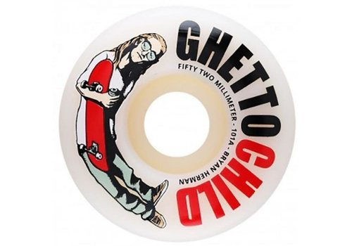Ghetto Child Ghetto Child Wheels 101a Bryan Herman 52mm