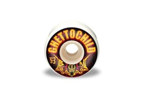 Ghetto Child Ghetto Child Wheels - Braydon 53mm