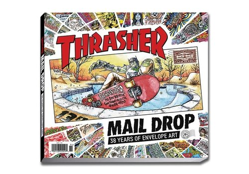"Thrasher Thrasher ""Mail Drop"" Book"