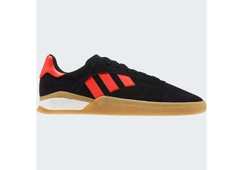 Adidas 3ST.004 Black/Solar Red