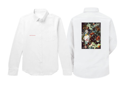 Poetic Collective Poetic Collective Still Life Shirt White