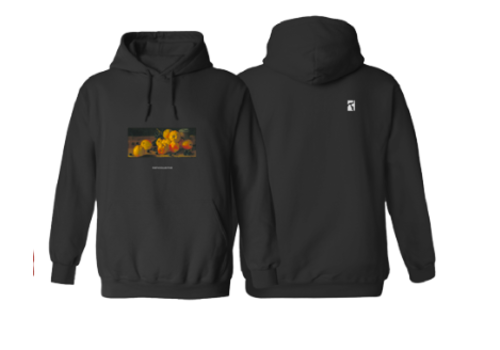 Poetic Collective Poetic Collective Still Life Hood Black