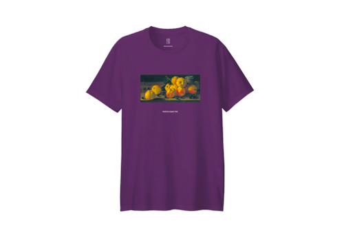 Poetic Collective Poetic Collective Still Life Tee Purple