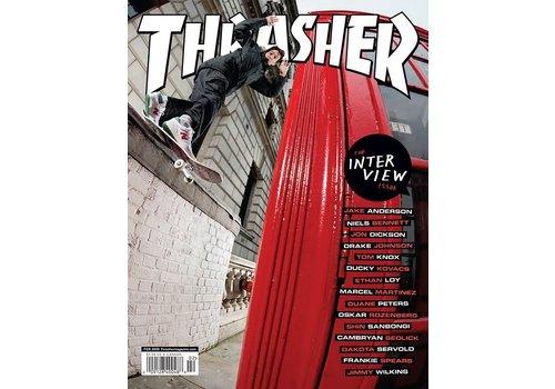 Thrasher Thrasher Magazine February 2020