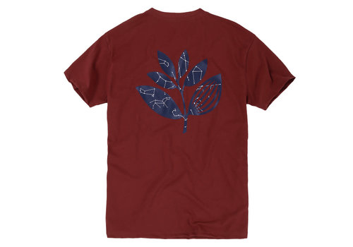 Magenta Magenta Constellation Tee Burgundy