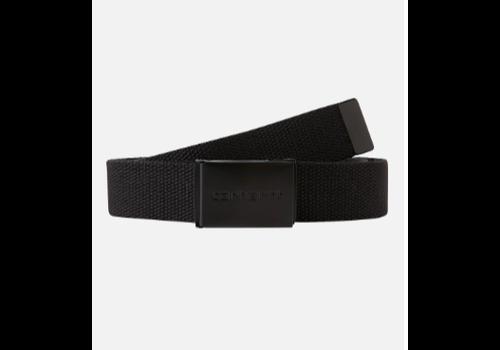 Carhartt Clip Belt Tonal Blackout
