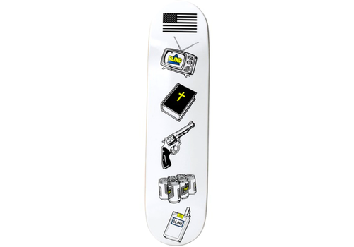 Blind Blind - American Icons White 8.0