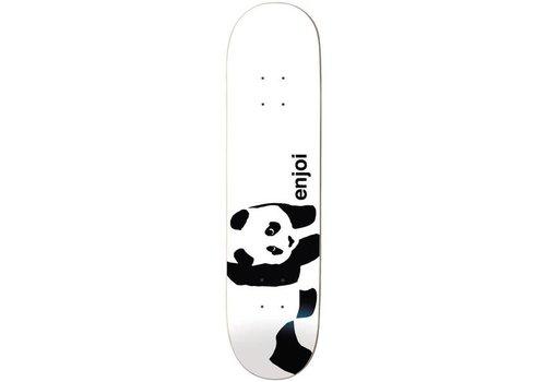 Enjoi Enjoi Whitey Panda Logo 8.25