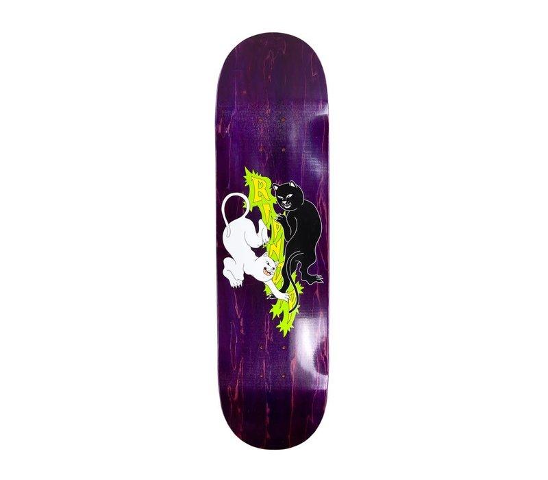 RipNDip Feud Skateboard Deck Purple 8.25