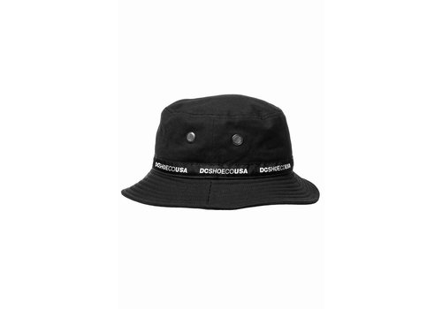 DC Shoes Dc Scratcher Bucket Hat Black