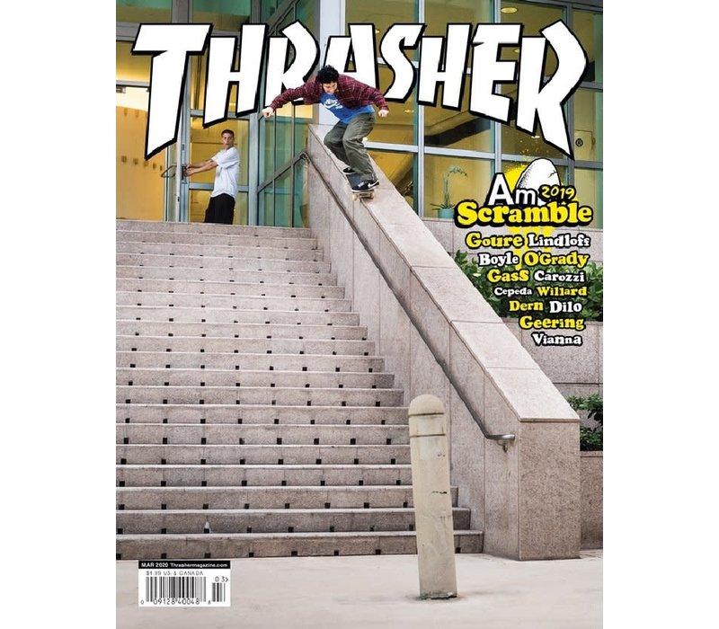 Thrasher Magazine March 2020