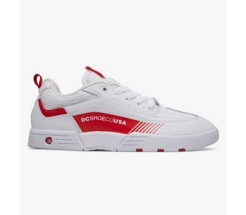 DC Legacy 98 Slim White / Red