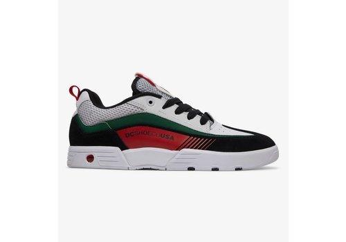 DC Shoes DC Legacy 98 Slim White / Black / Green