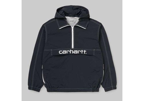 Carhartt WIP Carhartt Kastor Pullover Jacket Dark Navy/White