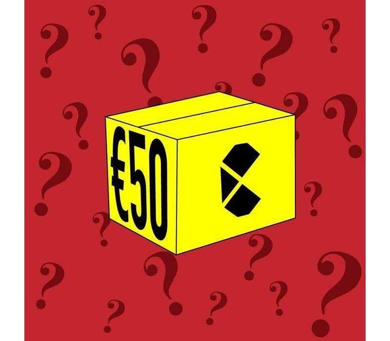 Mystery Box €50