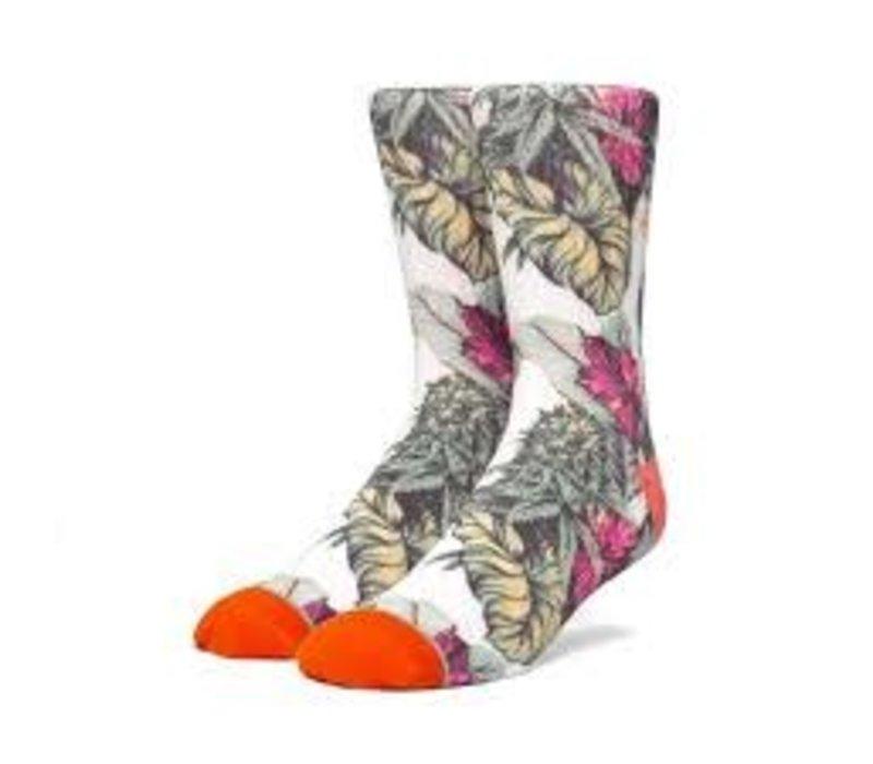 Huf Digital Paraiso Sock, Natural