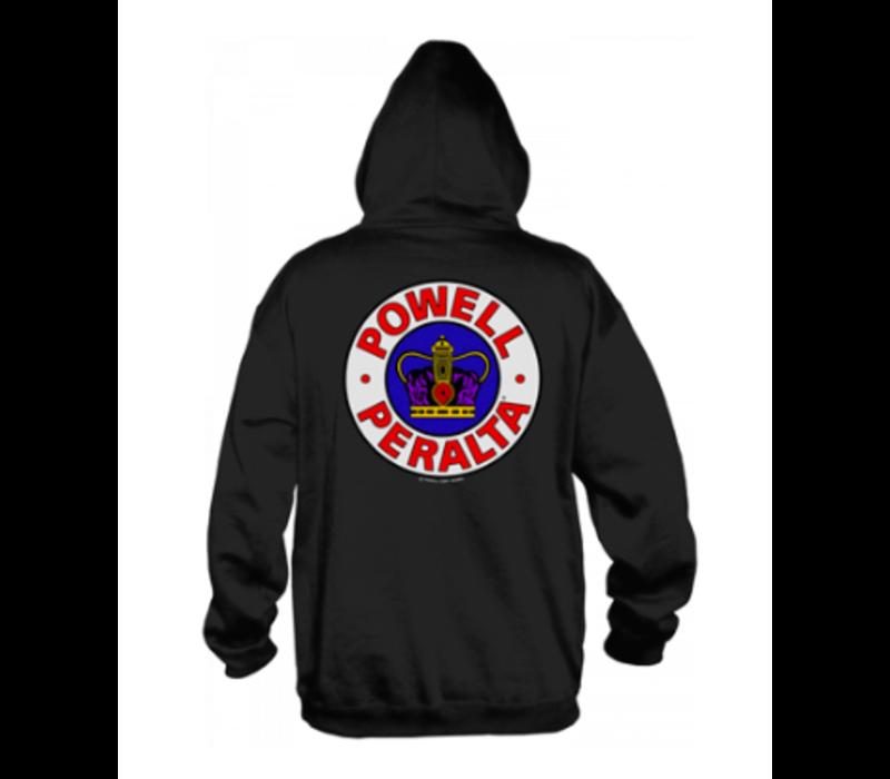 Powell Peralta Supreme Hood Black