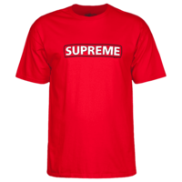 Powell Peralta - Supreme Tee - Red
