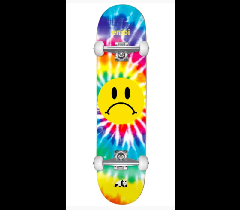 Enjoi Frowny Tie-Dye FP Complete 8.0
