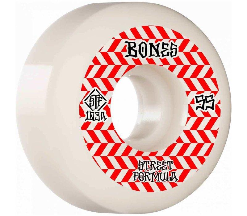 Bones Wheels STF V5 103a Patterns 55mm