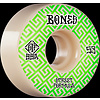 Bones Bones Wheels V2 99a Locks Green Patterns 53mm