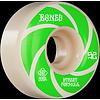 Bones Bones Wheels V1 99a Green Patterns 52mm