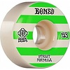 Bones Bones Wheels V4 99a Green Patterns 53mm