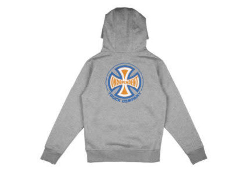 Independent Independent - Youth Spectrum Truck Co Hood Heather Grey