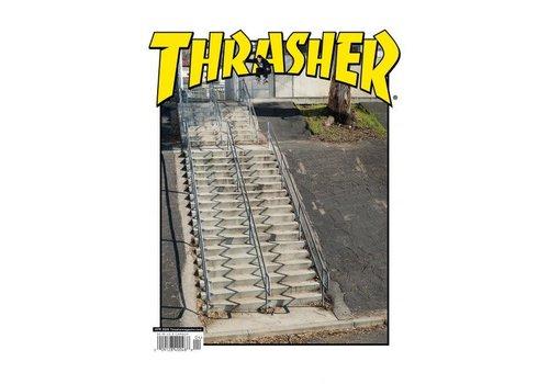 Thrasher Thrasher Magazine April 2020