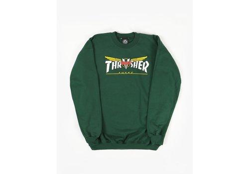 Thrasher Thrasher x Venture Crewneck Forest