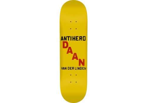 Anti Hero Anti-Hero Daan Pot Shop 8.38