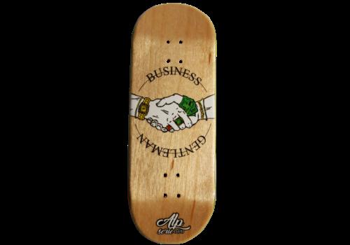 "Alp Alp Fingerboard ""Business Gentleman"" Complete Assorted Setup"