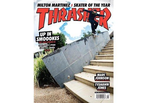 Thrasher Thrasher Magazine - May 2020 (Free Poster)