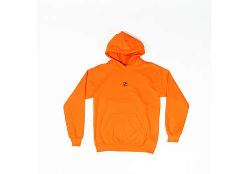 Zehma Zehma Symbol Hood Safety Orange