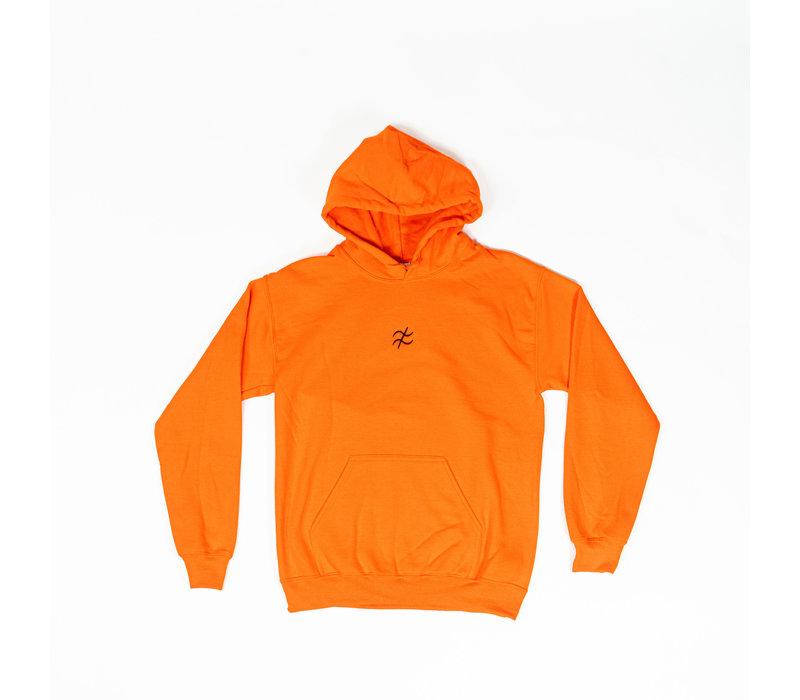 Zehma Symbol Hood Safety Orange