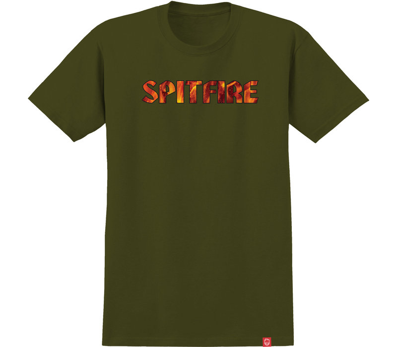Spitfire Pyre Tee Military