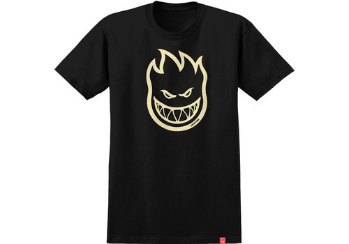 Spitfire Spitfire Youth Bighead Tee Black/Raw