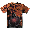 Primitive Primitive Moebius Anxiety Man Tee Washed Burnt
